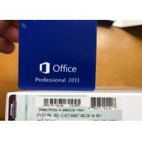 Quality Permanent Useful Office 2013 Pro Plus Retail 32 Bit / 64 Bit For 1 Device Using for sale