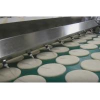 Quality Easy Clean Pizza Automatic Machine , 3000 Kg /Hr Output Commercial Pizza Equipment for sale