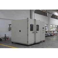 Quality Rapid Temperature Change Rate Climatic Test Chamber Water Cooled For Electric Products for sale