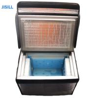 Quality VPU Insulation Material Medicine Ice Cooler Box For 2-8 Degrees for sale