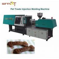 Quality Dog Teeth Care Chewing Treats Injection Molding Machine  For Dog Toys And Treats for sale
