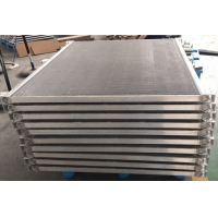 Quality Brazed Fin 5Mpa Air Conditioning Microchannel Heat Exchanger for sale