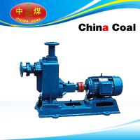 Quality ZW type self-priming non clogging sewage pump for sale