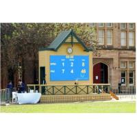 China Pitch 12mm outdoor full color LED advertising displays signage board on sale