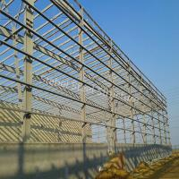 China Best Selling Prefab Steel Structure Fabricated Workshop Kits with high quality on sale