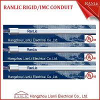"""Quality UL Listed Steel IMC Electrical Conduit 3"""" With Coupling 10 Feet Length for sale"""