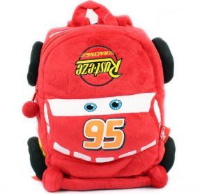 Quality Disney Lovely Lightning McQueen Backpack for Kid and Children for sale