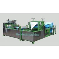 Quality High Speed Filter Bag Making Machine Non Woven Bag Making Machine for sale