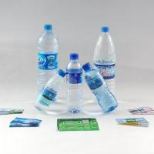 Mineral Water Bottle Logo Mineral Water Bottle