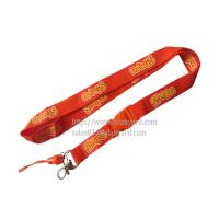 Best Fibre Silk Screen Cellphone Lanyard Made In China wholesale