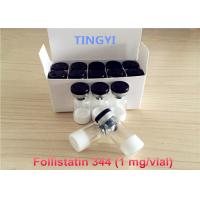 China High Purity Human Growth Hormone Follistatin 344 Sterile Filtered For Muscle Strength on sale