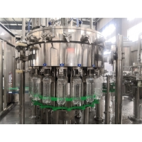 Quality Gravity CSD Soft Drink Carbonated Drink Filling Machine for sale