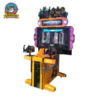Quality High Interaction Arcade Video Game Machines Directional Sound Effect Design for sale