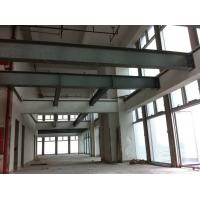 Quality ASTM  Standard Workshop Steel Structure 2000㎡  With Overhead Cranes for sale