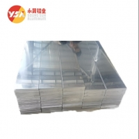 Quality Reflector Polished Mirror Finish Anodized Aluminum Sheet Weather Resistance for sale