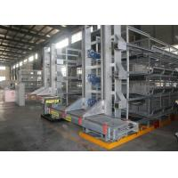 Quality Hot -dip Galvanizing technology  Automatic Chicken Cage Conventional Cages For Laying Hens for sale