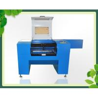 China Full-automatic CO2 Laser Cutting Machine for Woven Label on sale
