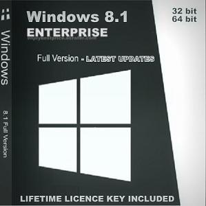 Quality 64 Bit Windows 8.1 Enterprise Fast USB Installer With Lifetime Warranty for sale