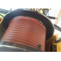 Quality Small Crane And Lifting Offshore Winch With Lebus Or Spiral Grooving for sale