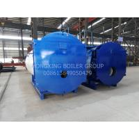 Quality Automatic Oil Fired Steam Boiler Industrial Low Pressure Hot Water Boiler for sale