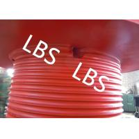 Quality Professional Construction Lebus Grooving Drum Left / Right Rotation Direction for sale