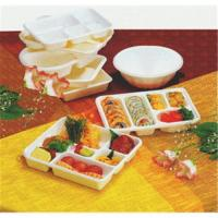 Quality 100% Biodegradable Disposable Sugarcane Tableware for sale