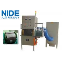Best 2 Poles stepping motor Stator slot Powder Coating And Recycling Machine wholesale