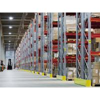 Best Heavy Duty Q235B Selective Pallet Racks And Shelves For Warehouse Storage wholesale