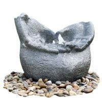 Best 50 X 37 X 41 cm Granite Cast Stone Outdoor Water Fountains For Home wholesale