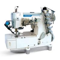 Quality Flatbed Interlock Sewing Machine with Top and Buttom Thread Trimmer FX500-01CB-EUT for sale