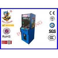 Quality Entertainment Sites Custom Built Arcade Machines With Double Coin Mechanism for sale
