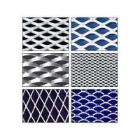 Buy cheap Industrial Expanded Metal Mesh from wholesalers