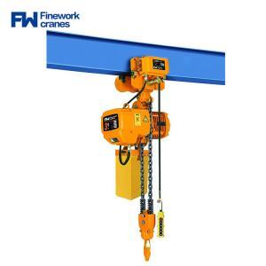 Quality ELK Series 1.5T 2 Ton Construction Electric Chain Hoist for sale