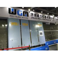 China Schneider PLC Control Double Glazing Insulating Glass Machine With High Efficiency on sale