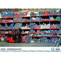 China Heavy Duty Industrial Storage Rack Selective Pallet Racking  ISO9001 / ISO14001 on sale