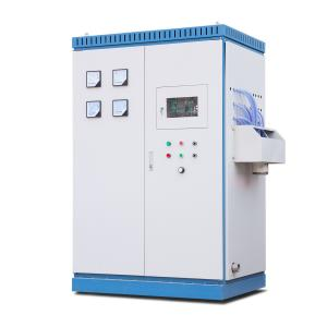 Quality precious metal Brass Aluminum bronze induction melting furnace for sale