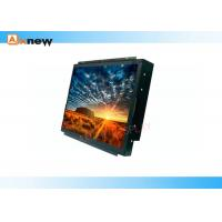Quality 17 Open Frame Industrial LCD Touch Screen Monitor Wall Mounting with IR Panel for sale