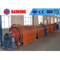 Quality High Efficient Tubular Stranding Machine Wire Cable Stranding Machine For AAC Wasp Conductor for sale