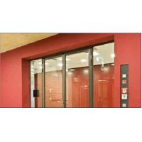 China Digital integrated circuit Automatic Glass Sliding Doors For door units UP to 2x250KG on sale