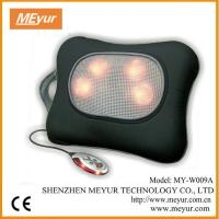 Buy cheap MEYUR Infrared Heat Kneading Shiatsu Massage Pillow,Massage Cushion for home and from wholesalers