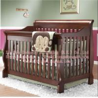China Wooden crib , wooden cot , wooden baby products, wooden baby cots on sale