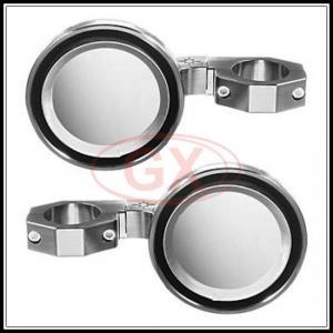 Maverick billet side aluminum Mirror UTV Universal Offroad Buggy Panoramic mirrors