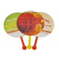 Best Full Color Print Custom Hand Fans Business Gift For Advertising wholesale