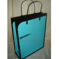 Quality Paper Hand Bag with Pet Handles (PSB-008) for sale