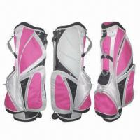 Buy cheap Golf Bags, Made of Nylon, 6 Individual Full Length Dividers from wholesalers