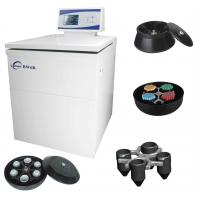 Quality LCD Display Floor Standing large capacity BW6R Centrifuge Steel Centrifuge Body For blood banks for sale