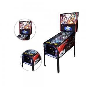 Quality Arcade Bingo Virtual Pinball Game Machine With 32 LED Display for sale