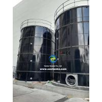 China High-quality Glass-Fused-to-Steel Tanks with AWWA D103 / EN ISO28765 Standard on sale