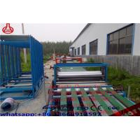 China Precast Eps Concrete Sandwich Wall Panel Making Machine / Production Line Fully Automatic on sale