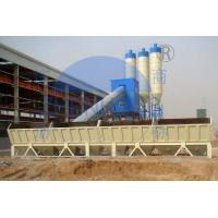 China Precast Wet Conveying Belt Type HZS60 Concrete Batching Plant 60m3 / H Capacity for sale